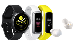 Samsung Galaxy Watch Active: Fresh and Elegant