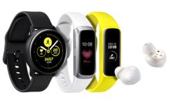 Samsung Galaxy Watch Active: Fresh and Elegant