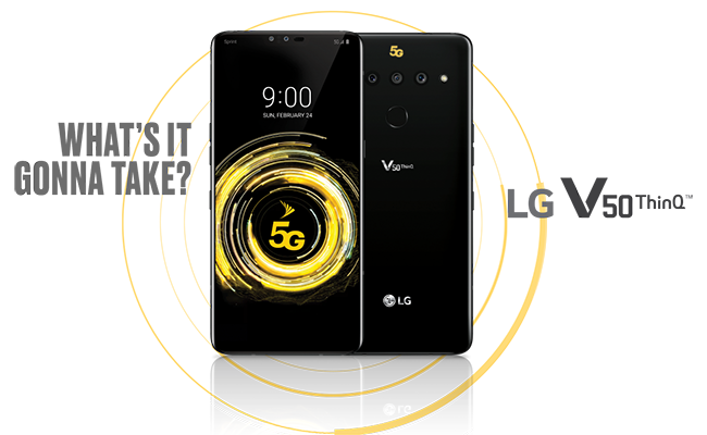 5g smartphones lg v50 thinq 5g - 5G Smartphones Available in 2019. A quick guide