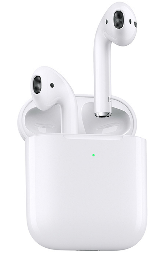 airpods 2 large - Apple AirPods 2 - You Can Now Use Siri Hands-Free
