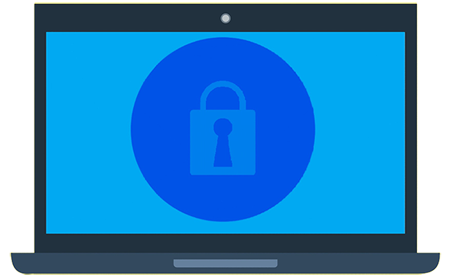 cyber security twelve online behaviors that put you at risk lock screen - Cyber Security: Twelve Online Behaviors That Put You at Risk