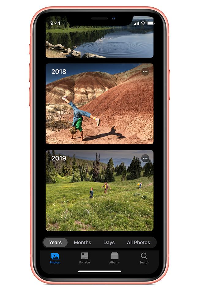 ios 13 is now an exclusive iphone os photos - iOS 13 is Now an Exclusive iPhone OS
