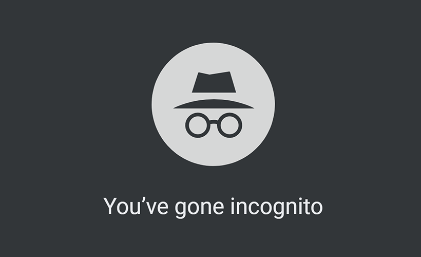 Chrome's Incognito Mode Invisible for Websites