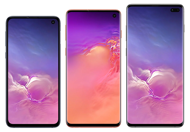 samsung galaxy s10 features wireless reverse charging s10 family - Samsung PowerShare: Galaxy S10 Wireless Reverse Charging