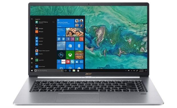 top ten college laptops 2019 acer swift 5 620x378 - Top Ten College Laptops: Back to School in 2019