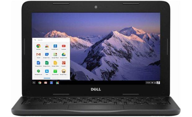 top ten college laptops 2019 dell 11 6 chromebook 620x378 - Top Ten College Laptops: Back to School in 2019