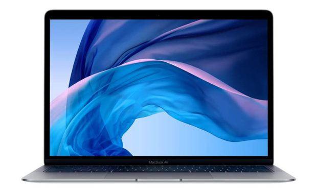 top ten college laptops 2019 macbook air late 2018 620x378 - Top Ten College Laptops: Back to School in 2019