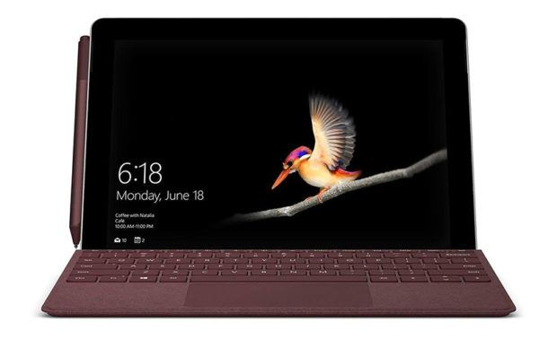 top ten college laptops 2019 microsoft surface go 620x378 - Top Ten College Laptops: Back to School in 2019