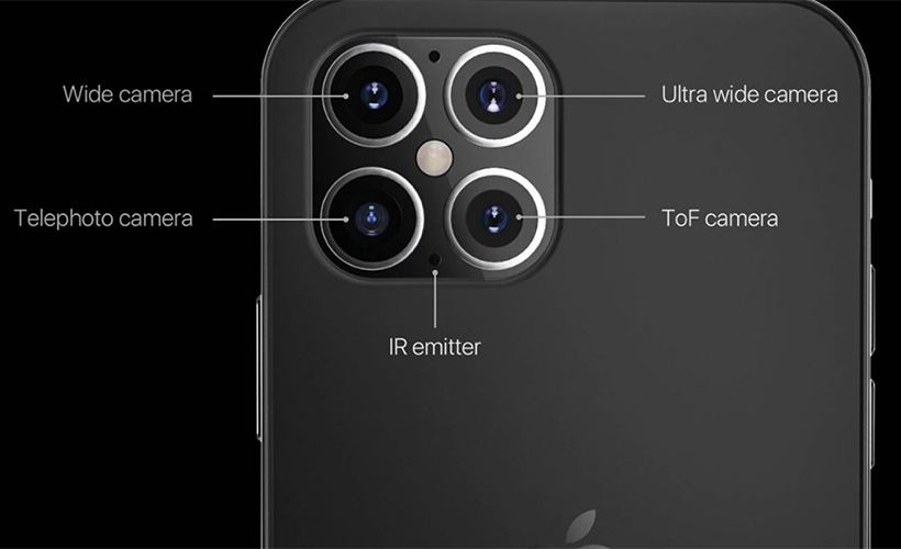apples iphone 12 drifts into october or november cameras - Apple's iPhone 12 Drifts into October or November