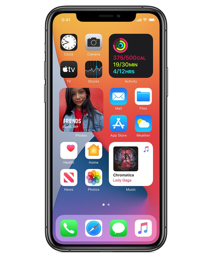 apples worldwide developers conference june 2020 ios 14 widgets - Apple's Worldwide Developers Conference - June 2020