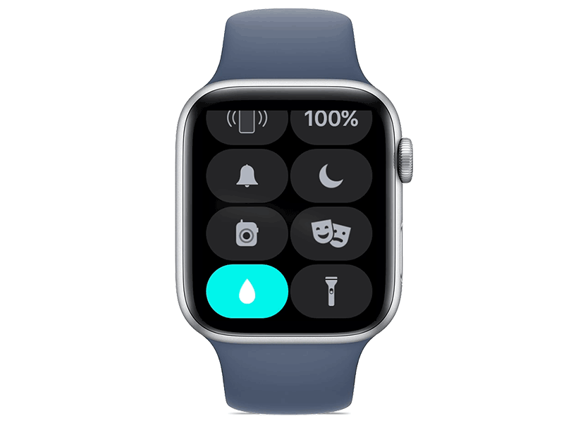 apple watch some features water lock - Apple Watch - Some of it's Features
