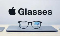Speaking of, speaking of Apple Glass...