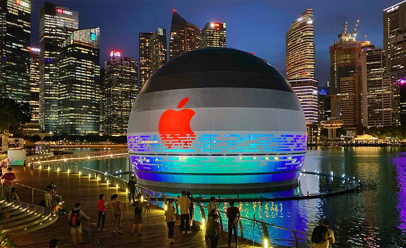 whats going on with apple company sphere - What's Going on with Apple Company