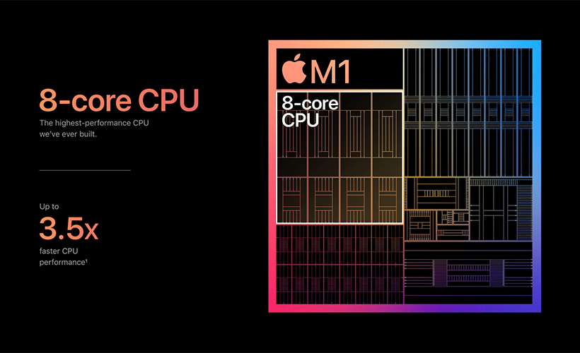 inside apples m1 processors the process of change first performance - Inside Apple's M1 Processors: The process of change