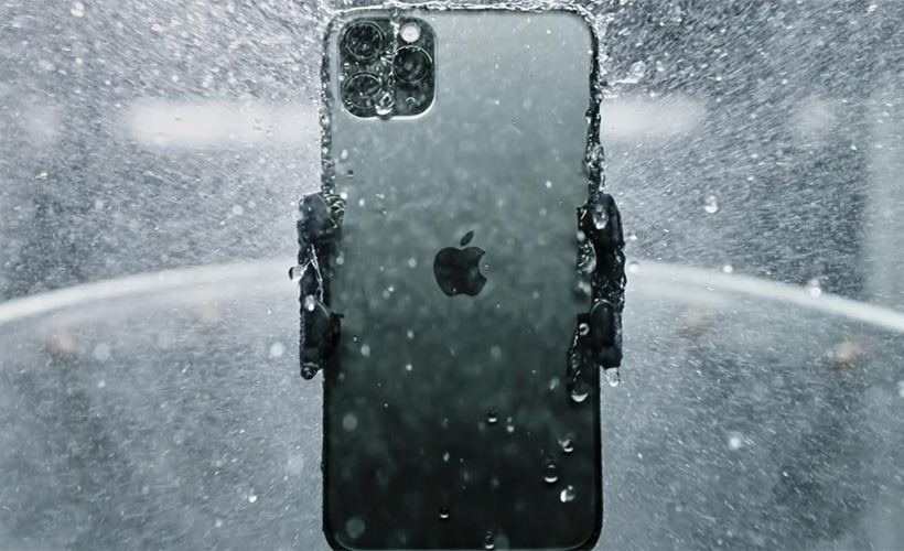 iphone 12 is the latest apples model waterproof drops - iPhone 12: Is the latest Apple's Model Waterproof?