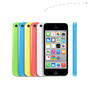 Sell or Trade In iPhone 5c Online