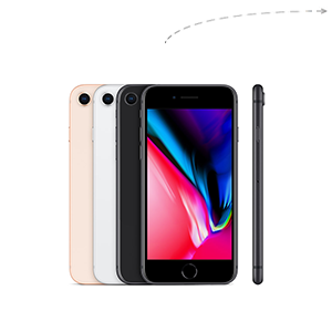 Sell or Trade In iPhone 8 Online